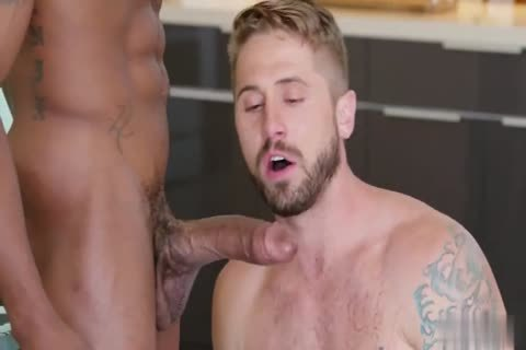 black homosexual ass plow - ScottDemarco & MillerAxton