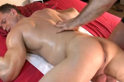 So handsome built Male acquires Massages By 2 boyz In Spite Of Him : Stefen