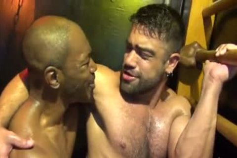 bare nail Club slutty BBC Vs slutty Bottom Latino