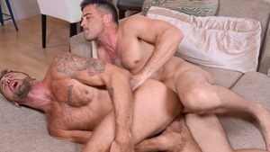 Lance & Wesley: raw - Lance Hart with Wesley Woods American Hump