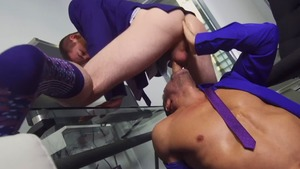 ASSisting The CEO - Manuel Skye & Thyle Knoxx butt hammer