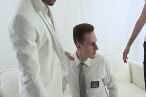Religious boy Services Two giant Uncut dicks