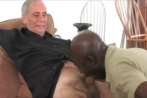 older dark Daddy And Three White grand-dad's, One worthy Time