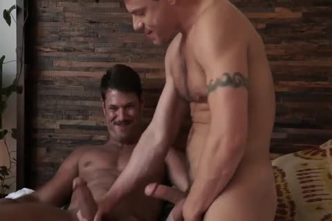 Jesse Santana plows His friend Tyler Roberts bare