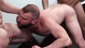 Family Dick: Wild teacher Max Sargent plowed by Donnie Argento