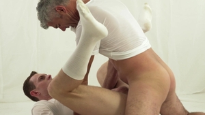 MissionaryBoys - Choke play with President Oaks and Elder Boon