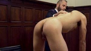 MissionaryBoys.com - Young Elder Rim moaning in office