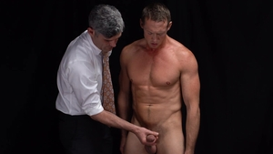 Missionary Boys: Muscled big cock Elder Kimball disciplined
