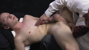 MissionaryBoys - Young Elder Stewart moaning porn