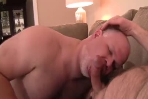 Daddy Engulfing & Getting drilled By fashionable grand-dad