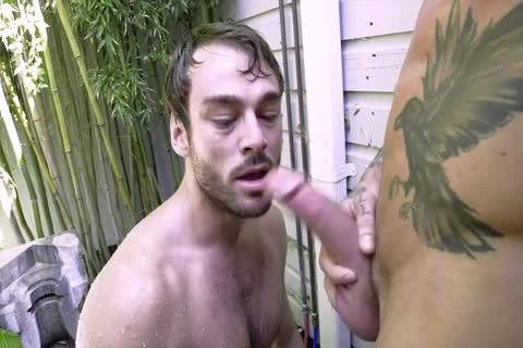 Dylan James Uses A fuck Machine On Max Adonis