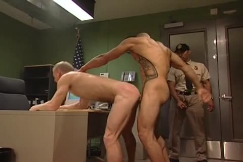 lewd men In The Slammer (full movie scene)