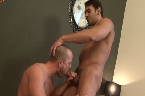 Lucio Saints And Max Duran Scene From urinated On