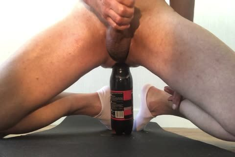 that chap Squirts After Severe ass Insertion