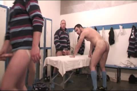 greater quantity horny Rugby Players (full movie)