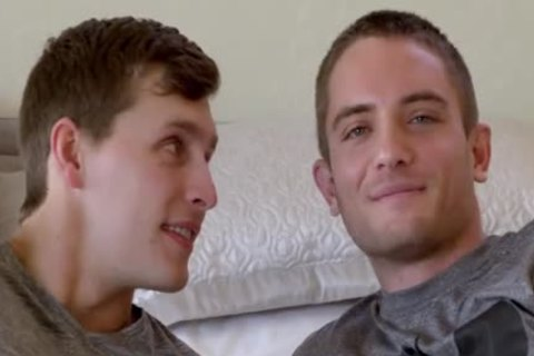 hairy gay Otter legal age teenager Takes big Straight ramrod