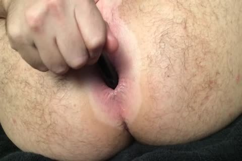 Fingering And Bubble anal plug In My butthole