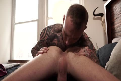 butthole Rammed raw - Dylan James pokes Drew Dixon