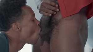 NoirMale.com: Fame in tandem with black haired Koji Xander 69