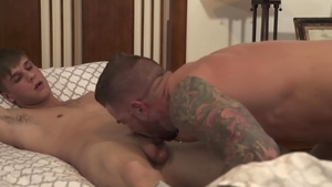 Icon Male - Doctor Trent Ferris anal sex