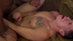 IconMale - Hairy Troy Accola rimjob video