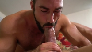 IconMale: Muscled Max Stark wishes for good fuck