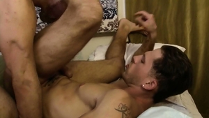 IconMale: Max Sargent with athletic Roman Todd ass to mouth HD