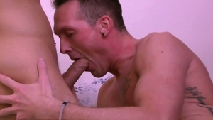 Icon Male: Hard slamming with Jackson Cooper and Calvin Banks