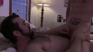 IconMale.com: Gay Jaxton Wheeler pounded by huge penis guy