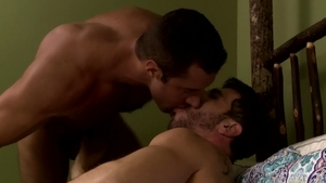 IconMale: Fucking hard with Nick Capra and Tony Salerno