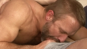 IconMale - Reality fucking hard between Dirk Caber