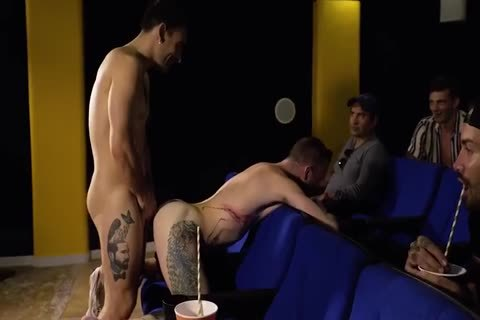 pounding In Cinema - Max Arion & Drake Rogers