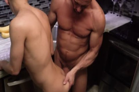Mr. Landon & His lad Ian Tape 7-Daddy Son Bonding With Ian