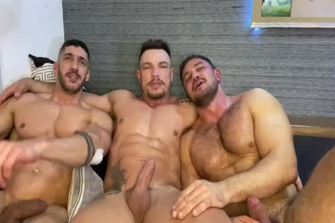OF - Dato three-some With Lucas & Luis