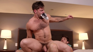 NextDoorRaw - Pierced european gay Aspen desires slamming hard