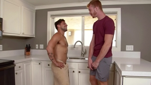 Next Door Raw: Dacotah Red having sex with gay Aspen