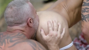 IconMale - Casey Everett plowed by Lance Charger