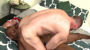 ExtraBigDicks: Tattooed Hans Berlin lusts slamming hard