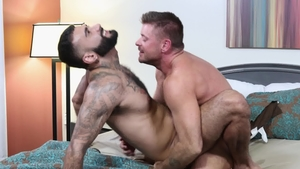 ExtraBigDicks.com - Brunette Rikk York loves Jack Andy