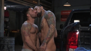 HotHouse.com - Bruno Bernal together with Boomer Banks pickup