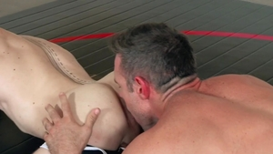 HotHouse - Hairy bodybuilder Jacob Peterson wants nailed rough