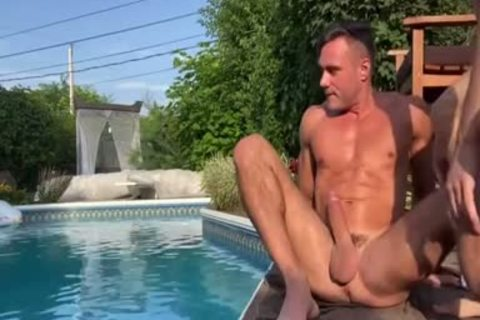 Poolside pounding - ?