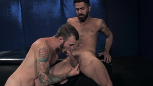 RagingStallion.com: Nice big dick Christian Wilde stroking