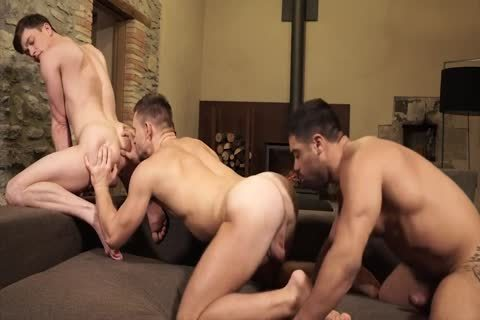 Andrey Vic, Wagner Vittoria And Ruslan Angelo - Super nail For Three - ass sex, oral enjoyment, Cumshots, unprotected