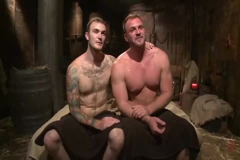 Christian Wilde Josh Peters Farmboy Punished For stroking On The Job