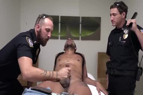 Perp gets It Hard